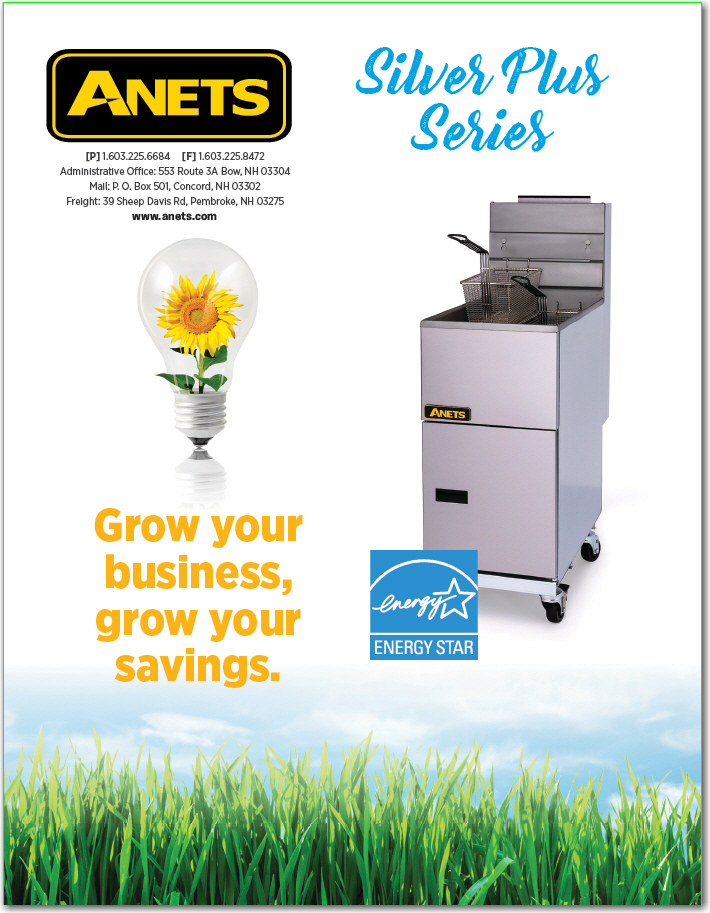 Anets Silver Plus Series Brochure