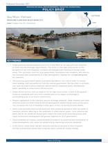 Quy Nhon: Reducing Flood Risk in Quy Nhon City (Policy Brief)