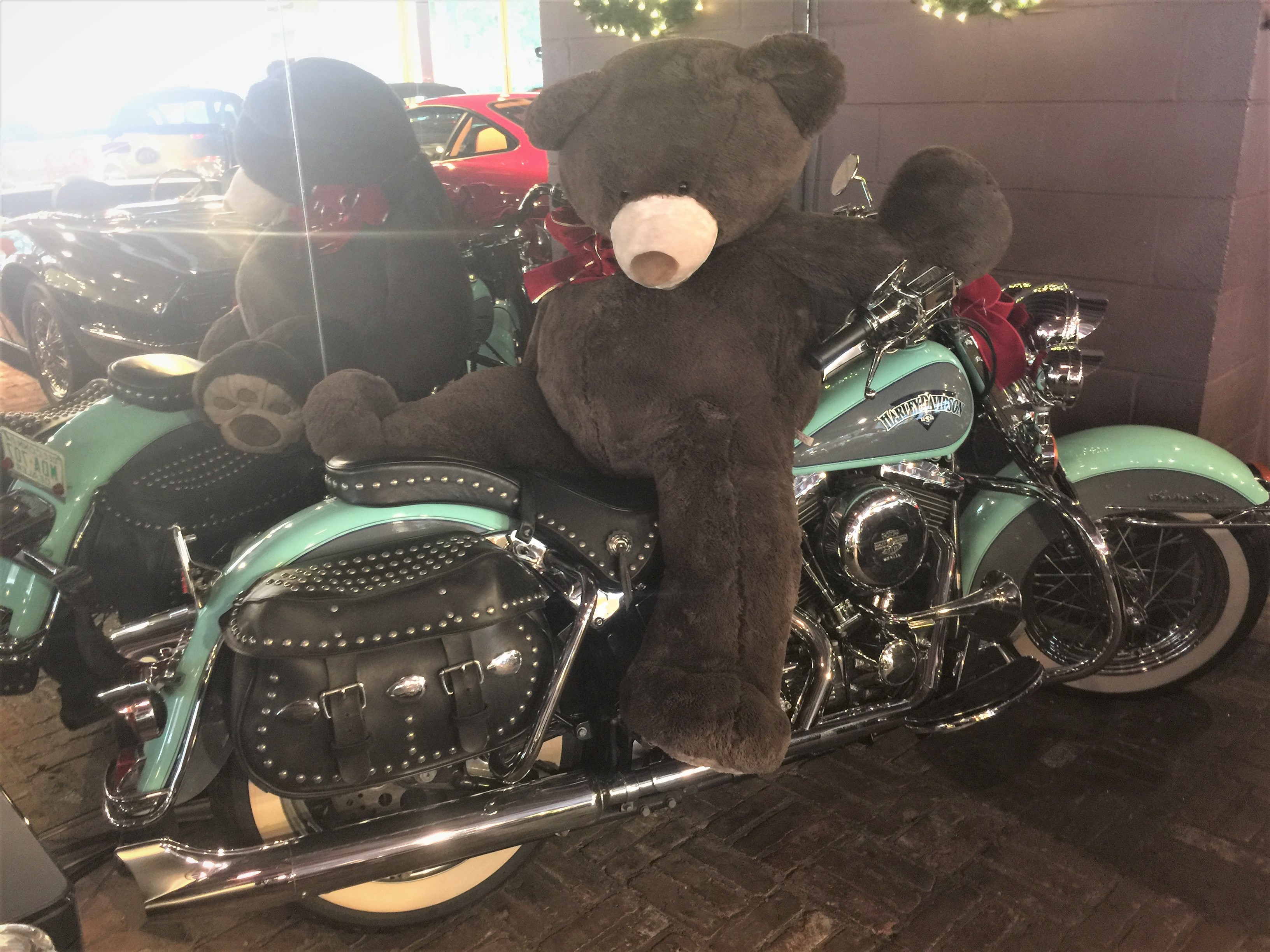 Carriage House Motor Cars Rare Harley Davidson available for auction