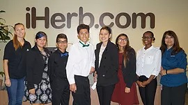 iHerb hosts career day for Boys & Girls Club members
