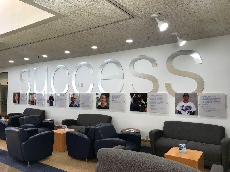 Lobby & Wall Displays