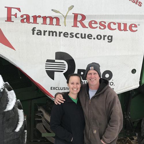 Brad & Anna Noyes