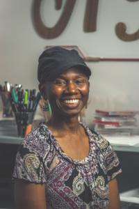 Edith Moyana – Board Member, Secretary