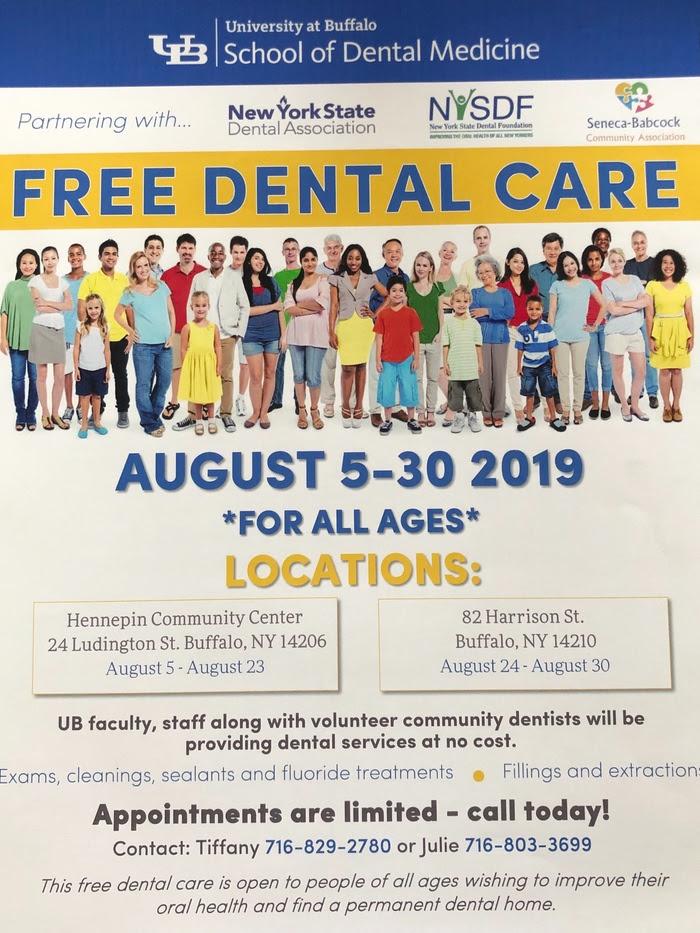 FREE  Dental Clinic