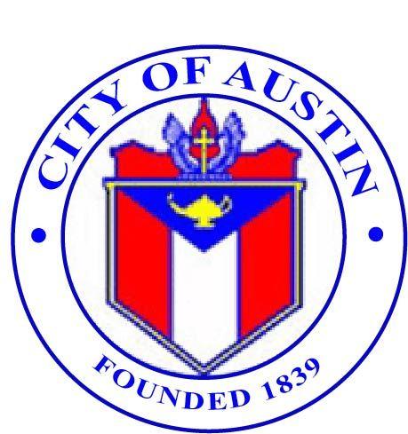 X33015 -  Seal of Austin, Texas