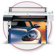 Epson 9600 Wide Format Printer