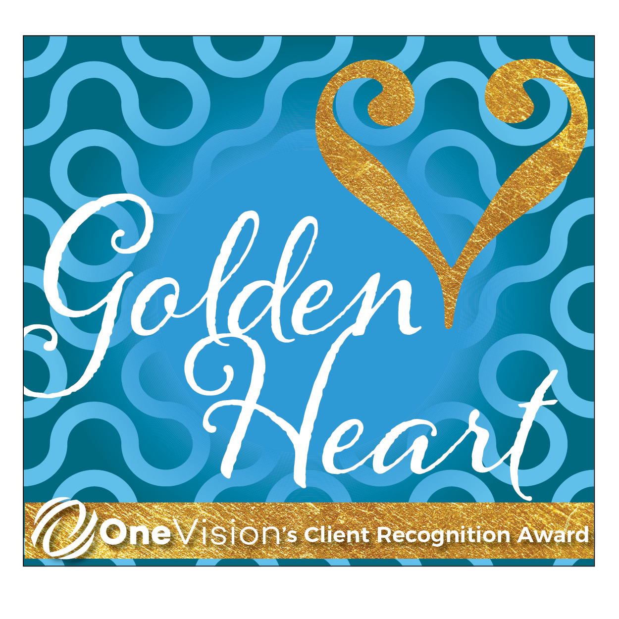 Golden Heart Winner Zoom Party