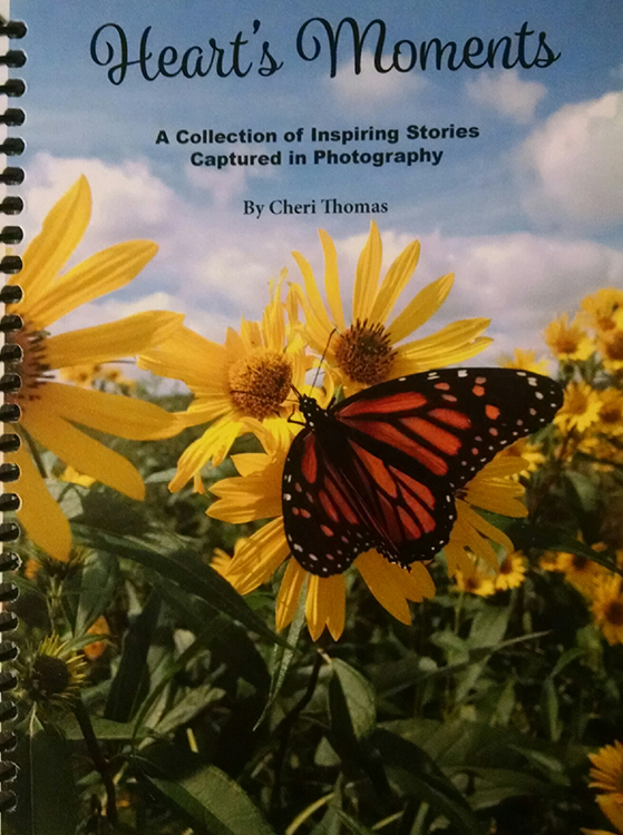 Heart's Moments:  A Collection of Inspiring Stories Captured in Photography