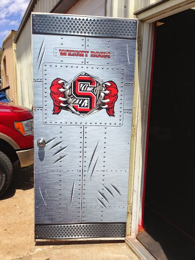 Door Wraps Lubbock, TX - Elite Sign & Design