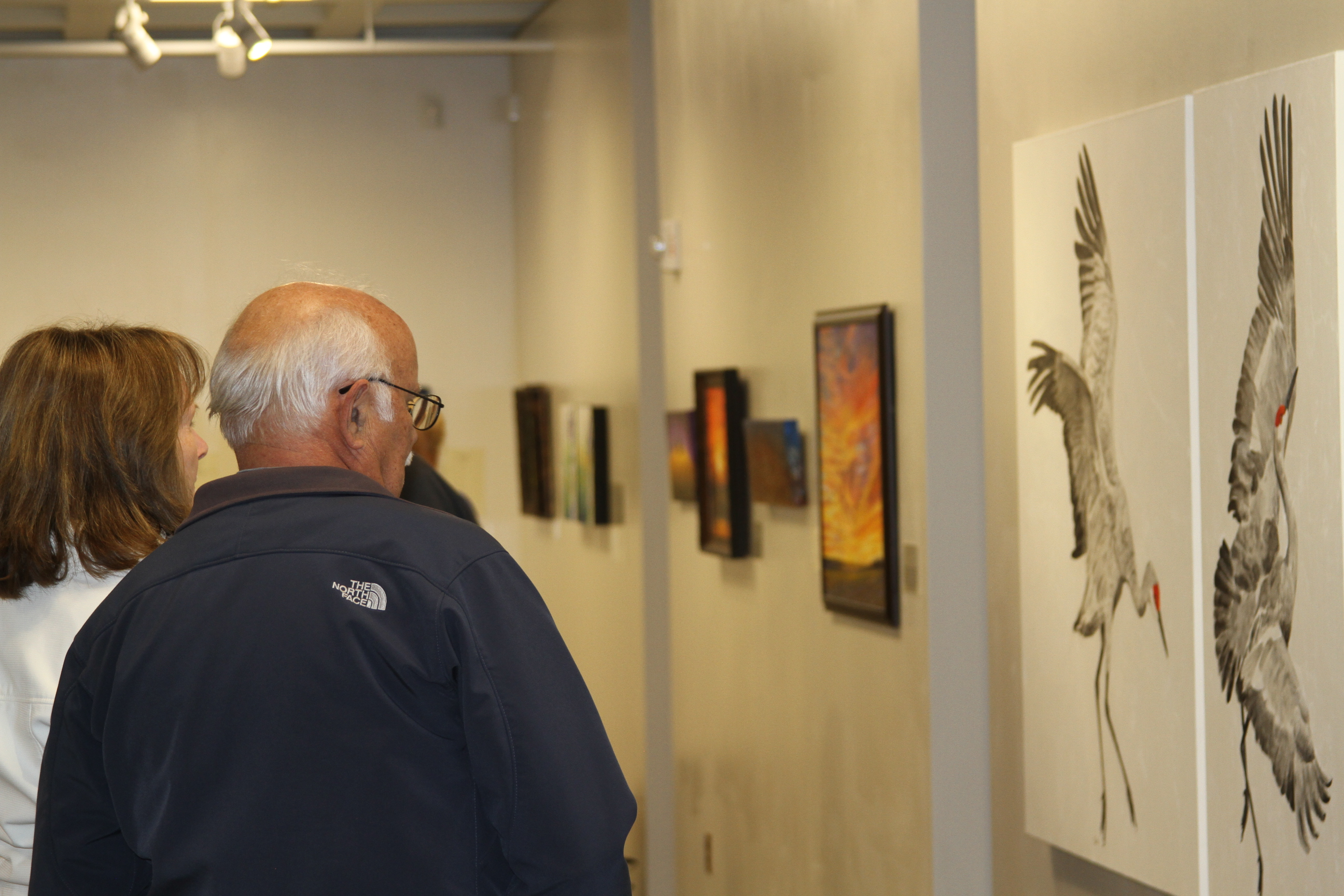 Wings Over the Platte Opening Reception