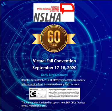 2020 Virtual Fall Convention