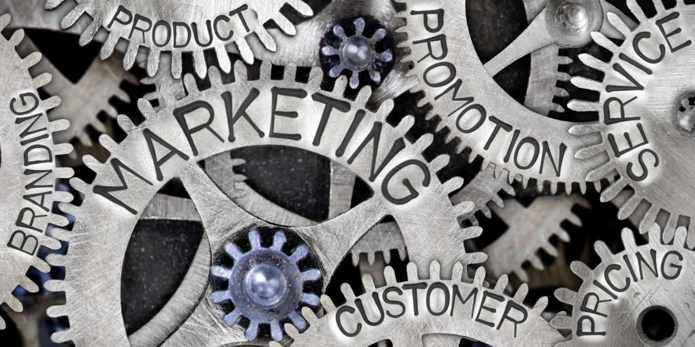 We can get the gears turning on Marketing your Brand.