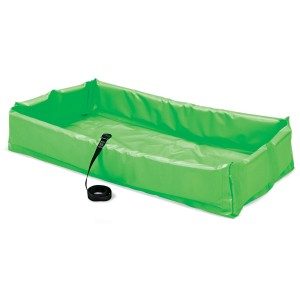 A01PD205 - Folding Duck Pond 3' x 3' x 6""