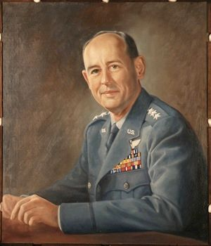 1957: MG Gordon Blake named Commander, AF Security Service