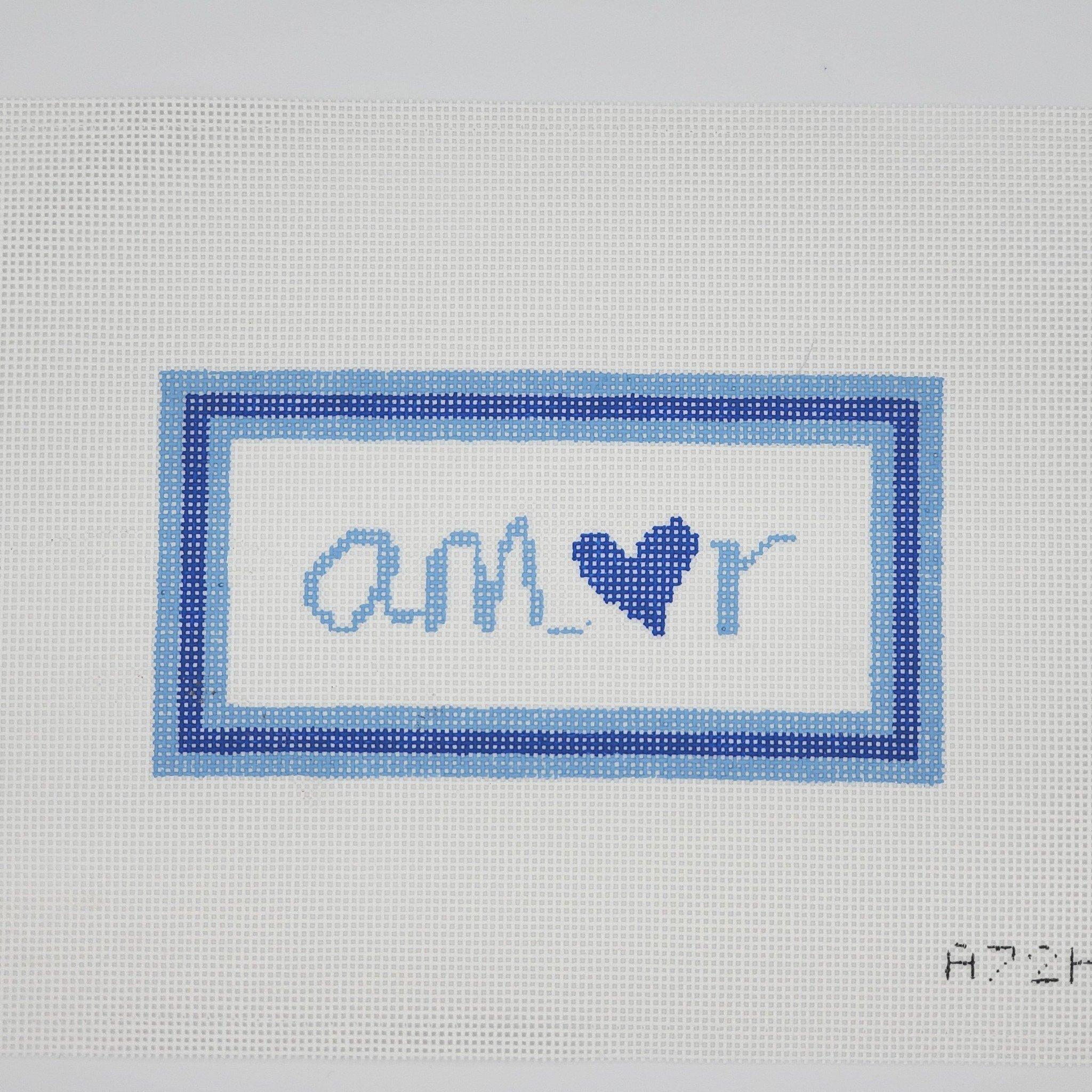 Amor, Blue
