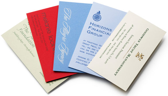 Unique business cards classic card colourmoves