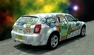 Car Wrap Vehicle Wrap Custom Clearwater Tampa Bay