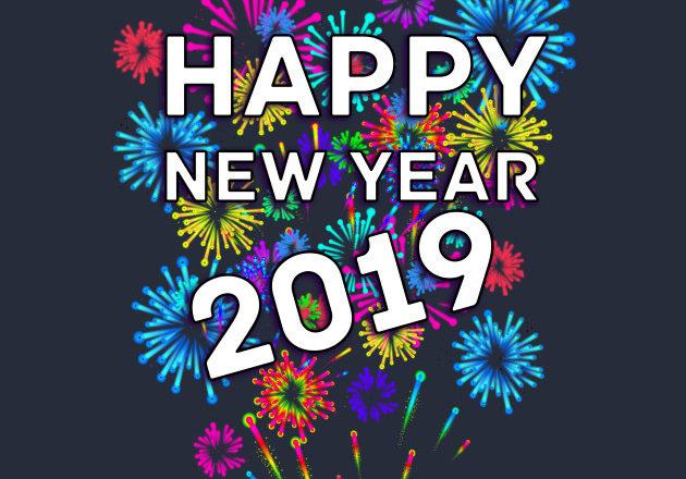 DSA Office Closed - Happy New Year!