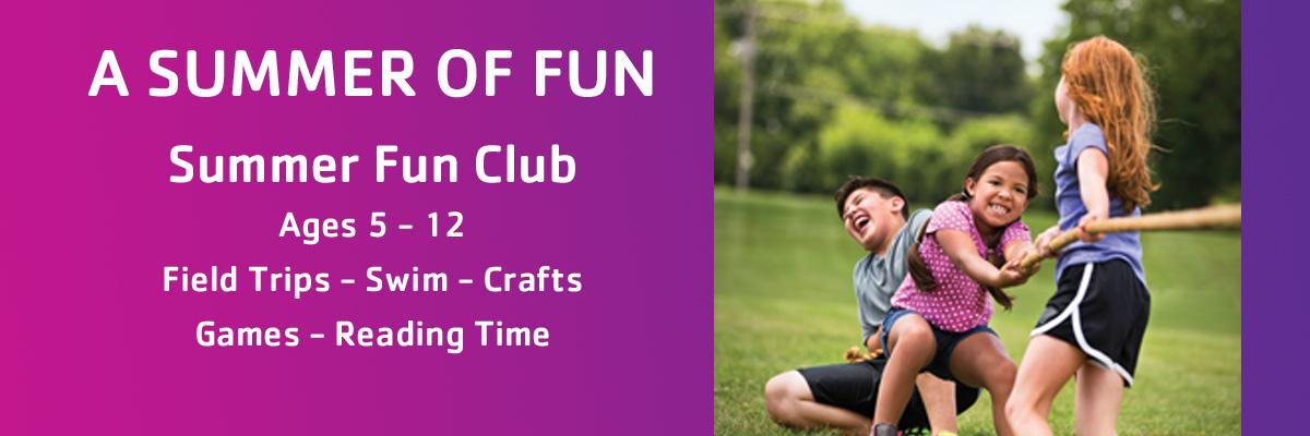 Spotlight Summer Fun Club