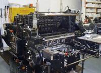 Heidelberg Cylinder Press