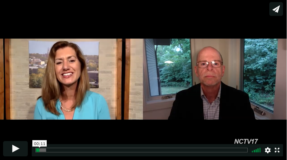 Watch: NCTV 17 Interview with Dave McGowan, DuPage Foundation President & CEO