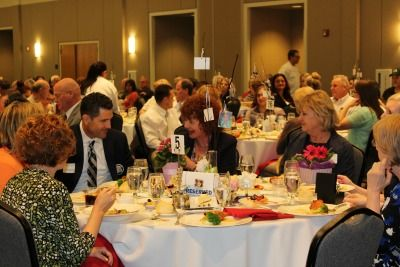 A New Leaf's Donor and Volunteer Appreciation Luncheon Celebrates 45 Years