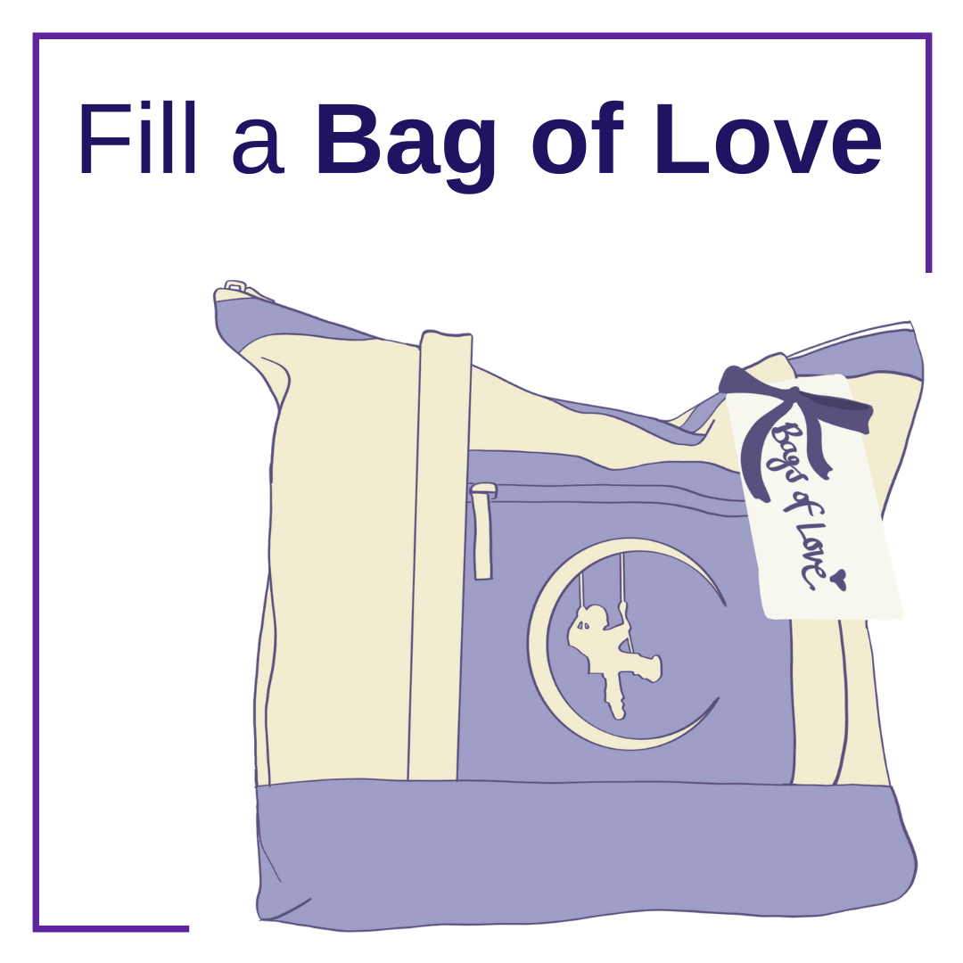Donate Our Most Needed Bag of Love Items