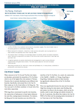 Da Nang: Water Resource Trend and the Implication for Water Management (Policy Brief)