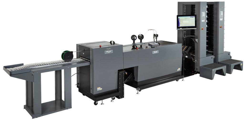Duplo 600i Pro Digital Booklet System
