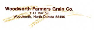 Woodworth Farmers Grain