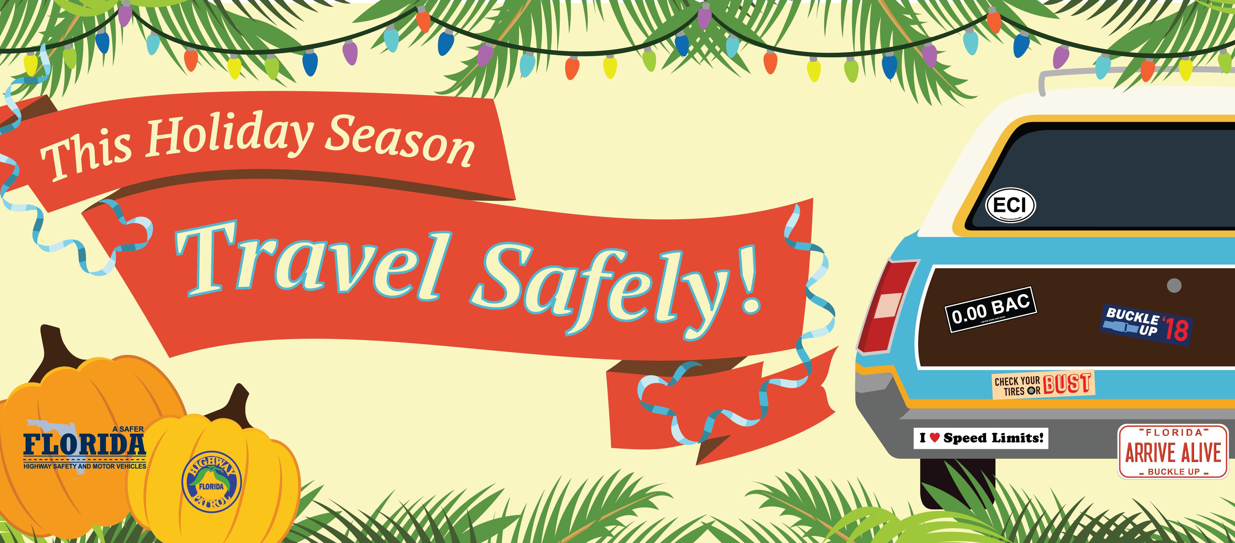Safe Holiday Travel