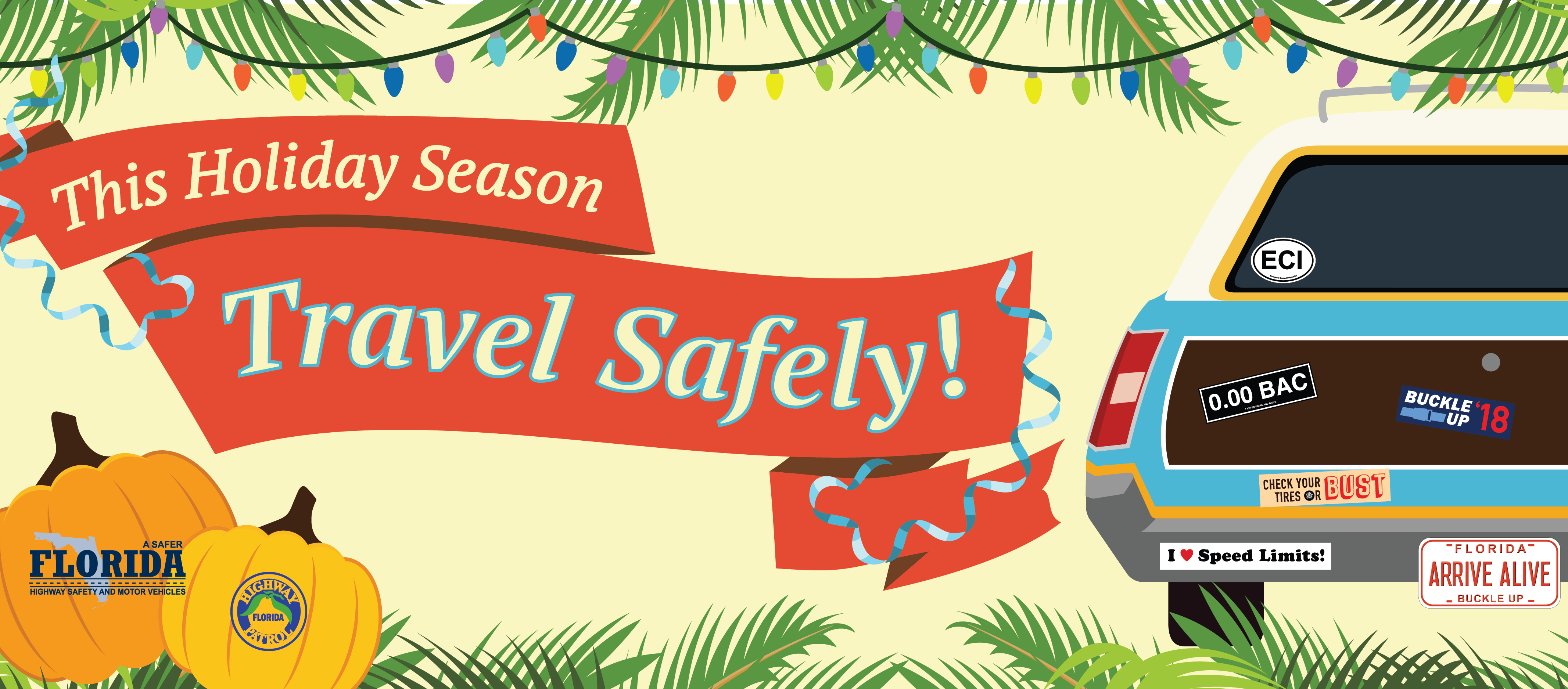 Safe Holiday Travel