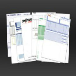 Cutsheet Forms