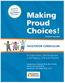 Making Proud Choices Curriculum