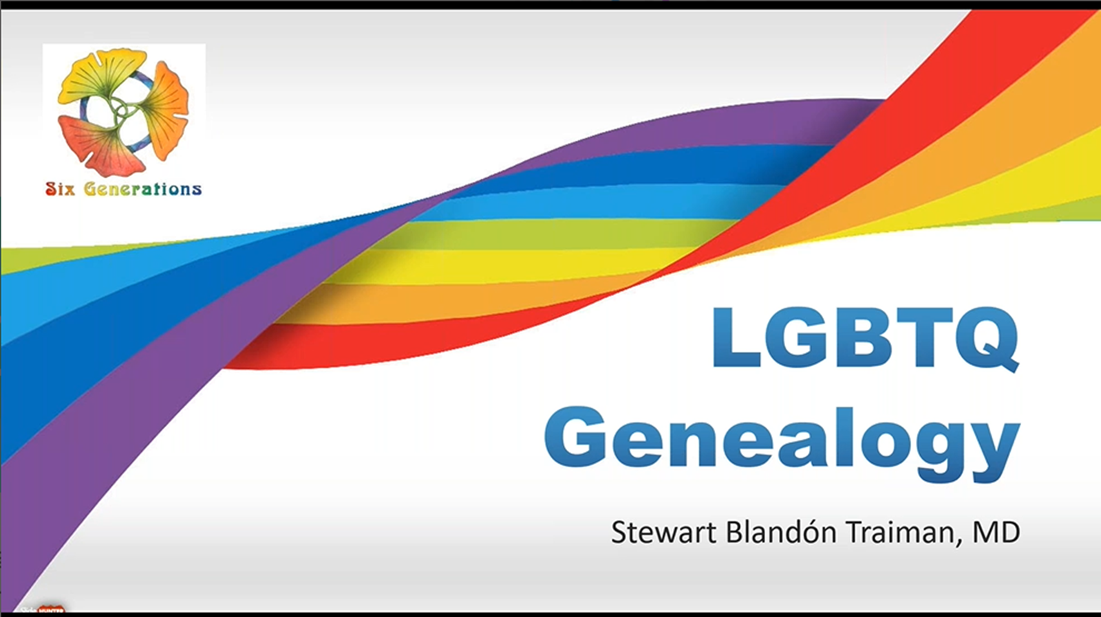 LGBTQ Genealogy