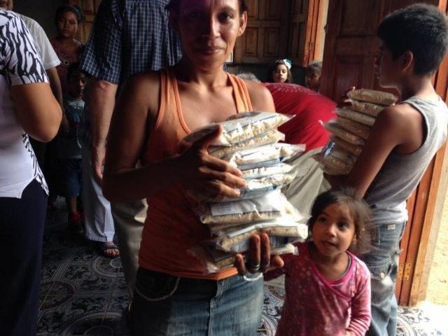 Blessings for Nicaragua