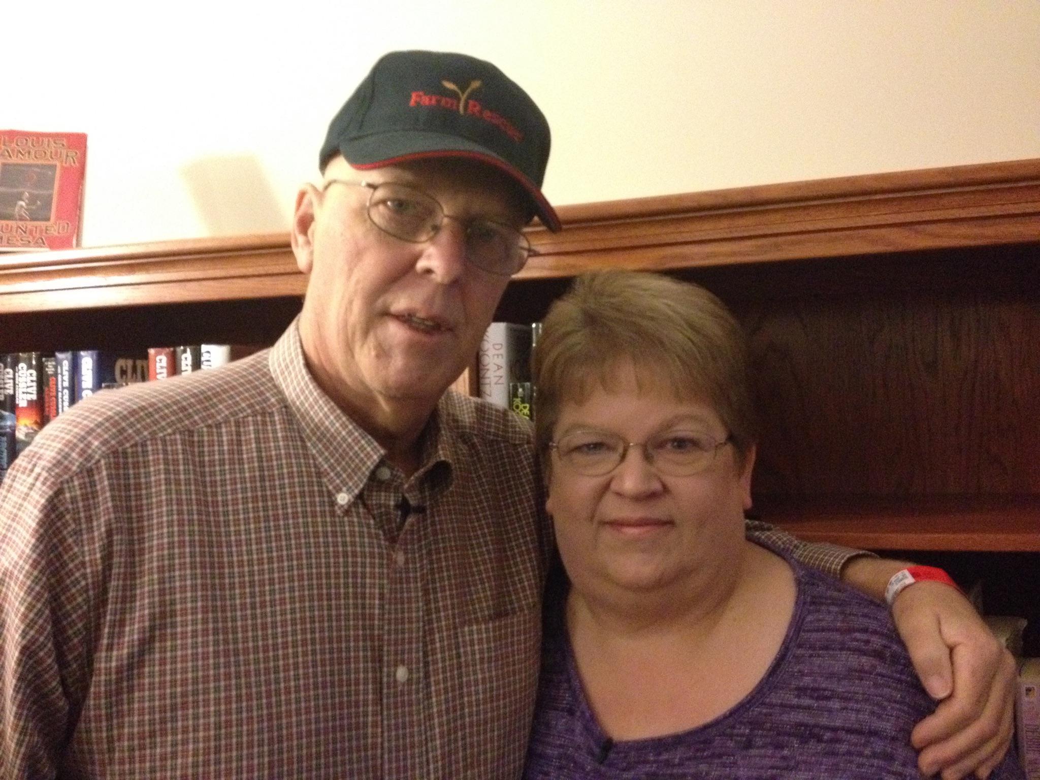 John and Sheree Dubbels