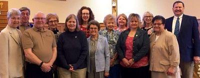 Felician Associates in Wisconsin Welcome Three New Members