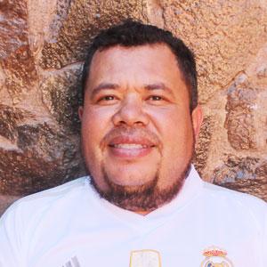 Roger Figueroa - Coordinador de Fines de Semana