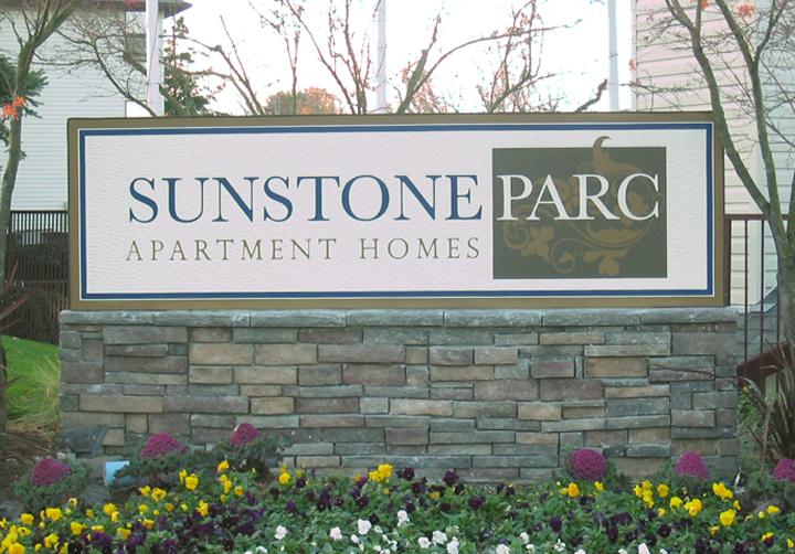 Sunstone Pac Monument Sign