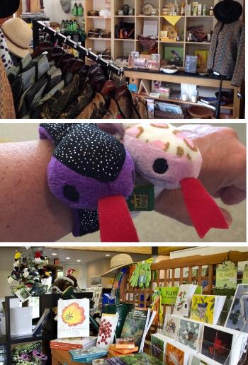 Gift Shop & Bookstore