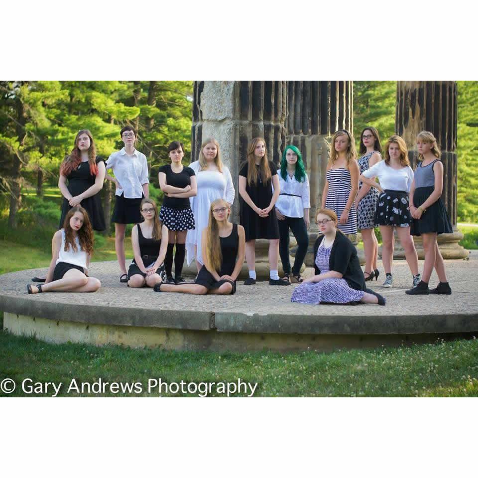 Nebraska Girls Shakespeare Company
