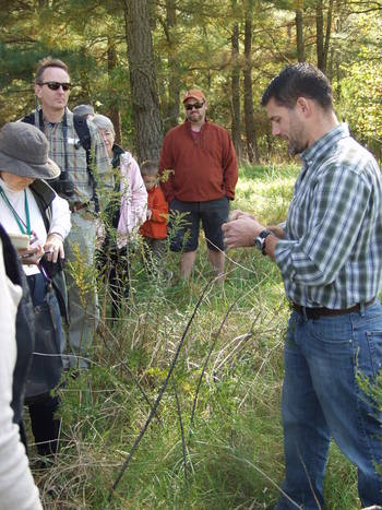 Foraging in Fall with Bill Schindler