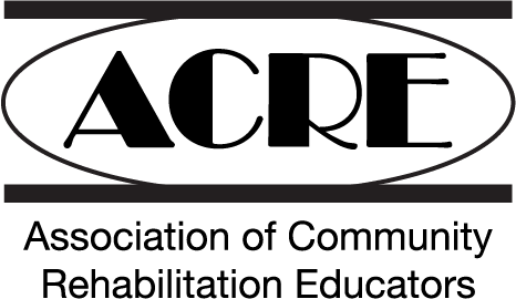 Association of Community Rehabilitation Educators (ACRE)