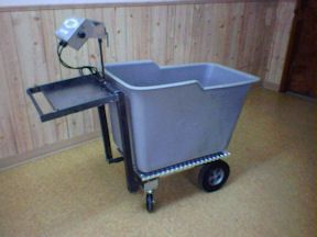 Feed Cart Scale