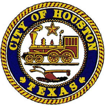 X33080 -  Seal of the City of Houston