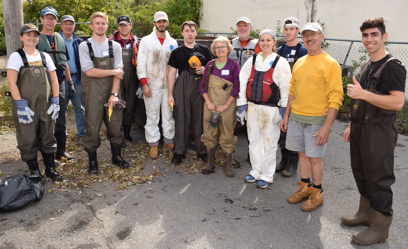 Grafton Cleanup Day