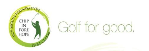 Chip In Fore Hope Golf Classic