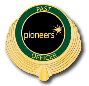 Gold Past Officer