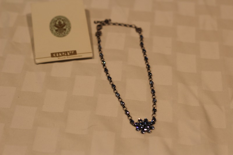 Konplott necklace - donated by Marcia Herman